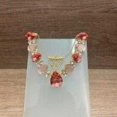 Cabedal de Pirâmide Rosa Ballet  - Crisalys