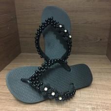 Ipanema customizada preta