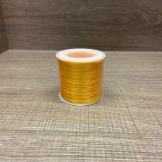 Cordão Amarelo 1mm 50 metros - 1ª linha