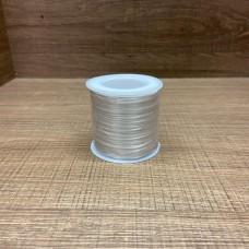 Cordão Branco 50m 1mm - 1ª linha