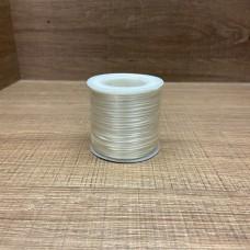Cordão Off White  50m 1mm - 1ª linha