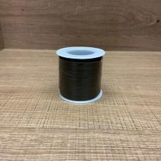 Cordão Preto 1mm 50m - 1ª linha