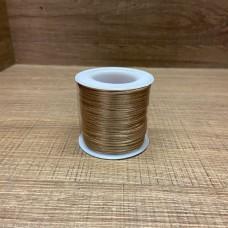 Cordão Rose Gold 1mm 50m - 1ª linha