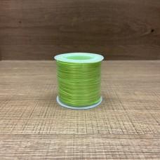 Cordão Verde Neon 1mm 50m - 1ª linha