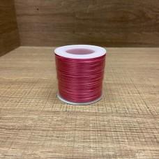 Cordão Rosa Médio 50m 1mm - 1ª linha