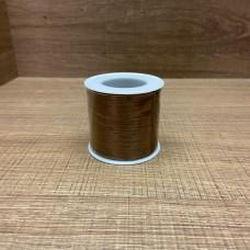 Cordão Marrom Caramelo 50m 1mm - 1ª linha