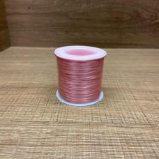 Cordão Rosa Claro 50m 1mm - 1ª linha
