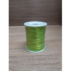 Cordão Verde NEON 1mm 100m