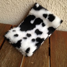 Pelúcia Estampa de Vaca